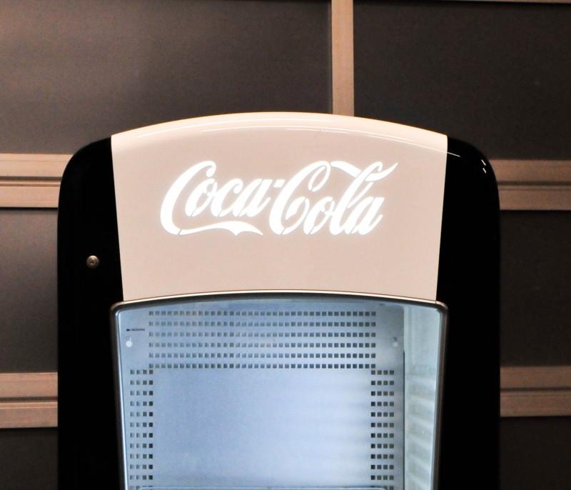 Coca-Cola, Retro Kühlschrank, Gastro Kühlschrank, Liebh