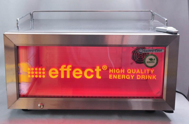 Kühlschrank Led : Effect energy led edelstahl gastro kühlschrank gastro