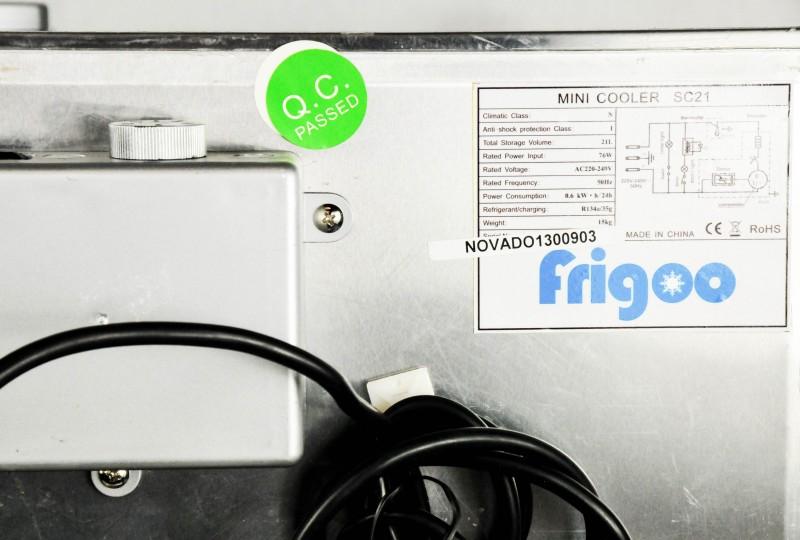 Mini Kühlschrank Effect : Effect energy frutinio mini cooler sc mini edelsta