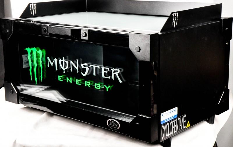 monster energy gastro k hlschrank back bar cooler idw. Black Bedroom Furniture Sets. Home Design Ideas