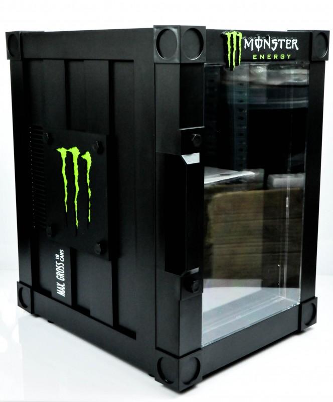 monster energy minik hlschrank gastrok hlschrank b61. Black Bedroom Furniture Sets. Home Design Ideas