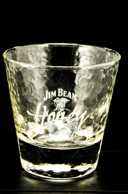 jim beam honey glas gl ser whiskeyglas tumbler promotionking24. Black Bedroom Furniture Sets. Home Design Ideas