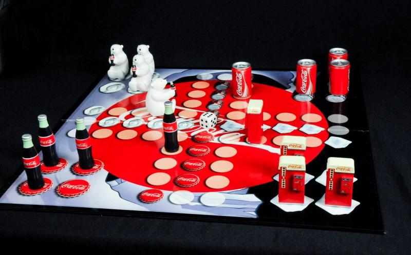 Coca Cola Spiele