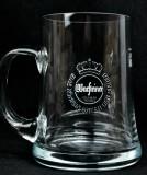 Warsteiner Bier Glas / Gläser, Bierkrug 0,5l, Seidel, Humpen Freundschaft