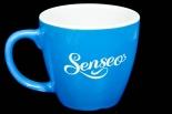Senseo Tasse / Becher, Sammelbecher blau Kaffeebecher, Kaffeetasse Jubiläumsedition