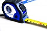 Hofbräu München HB Maßband, Meterband 5-Meter sehr hochwertig