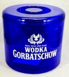 Gorbatschow Wodka Eiswürfelbehälter, Eisbox, Eiskühler, Ice Bucket Neu