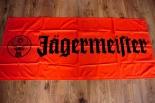 Jägermeister Banner, Flagge, Fahne, orange  179 x 76cm