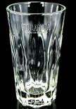 Finlandia Vodka Glas / Gläser, Cocktailglas, 2cl/4cl, Bodenprägung