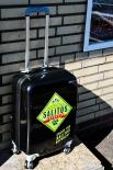 Salitos Beer Hartkoffer, Koffer, Trolli, Hartcase, 55 x 37 x 22cm