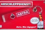 ASTRA BIER, KIEZ SCHLÜSSELANHÄNGER ABSCHLEPPDIENST
