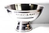 Scavi & Ray Champagnerkühler, Flaschenkühler, Sektkühler, Edelstahl