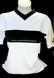 Holsten Bier T-Shirt, grün/weiss, auf die Freundschaft, Gr S/M