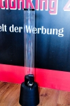 Party Biersäule, ca. 3,5 Liter, Durchmesser 20 cm, Höhe 85 cm