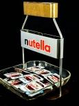 Ferrero Nutella Butler, Portionierer aus Glas, Schale, super selten