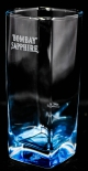 Bombay Sapphire Glas / Gläser, Ginglas, Longdrinkglas, 2cl, sehr selten