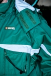 Becks Jacke, Regenjacke, Winterjacke, 3 in 1 All Wetter Jacke, Gr.L