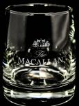 Macallan Whisky Glas, Gläser, Tumbler, Whiskyglas, schwere Ausführung