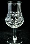 Highland Park Whisky Glas / Gläser, Tasting, Nosingglas