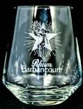 Rhum Barbancourt Rum Glas / Gläser, Tumbler, Schwenker