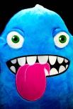 Capri Sonne Monster Alarm Plüschtier Big Platsch
