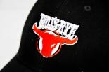 Kraft Bulls Eye, Baseball-Cap, WOA Wacken, Mütze, Schirmmütze schwarz