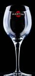 Martini Royale Glas / Gläser, Likörglas, Cocktailglas, Stielglas