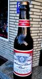 Budweiser Bierflasche, Bottle Bob, aufblasbare Riesenflasche, 150 x 37,5cm