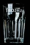 TROJKA VODKA Glas / Gläser, Cocktailglas
