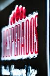 Desperados Bier LED Leuchtreklame, Leuchtwerbung, Lichtwerbung