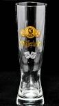 Schöfferhofer Bier Glas / Gläser, Weissbier / Weizenbier Glas 0,5l (weiß)