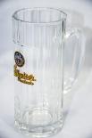 Budweiser Glas / Gläser, Bierglas, Krug, Seidel, Sahm 0,3 l
