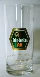 Diebels Glas / Gläser, Bierglas, Trinkglas, Becher 0,3l