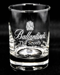 Ballantines Glas / Gläser, Whiskyglas, Mini Tumbler, The Scotch