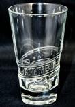 Cointreau Glas / Gläser, Likör Relief Kontur Longdrinkglas 13,0 x 8,0cm