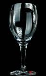 Apollinaris Wasser Glas / Gläser, Trinkglas, Stielglas 21,5cl