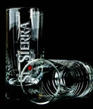 Sierra Tequila Glas / Gläser, Double Shotglas, Stamper, Schnapsglas 2cl/4cl