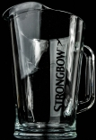 Strongbow Cider, Glaskaraffe, Pitcher, Glaskrug 1,5l