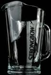 Strongbow Cider, Glaskaraffe, Pitcher, Glaskrug 1,5l