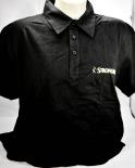 Strongbow Cider, Herren Polo Shirt, schwarz, Gr. L