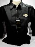 Magners Cider Damen Servicehemd, 3/4 Arm schwarz, Gr.M