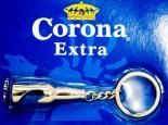 Corona Extra, Bier Brauerei Flaschenöffner, Schlüsselanhänger Flasche