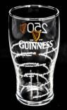 Guinness Beer, Bier, Bierglas 250 Jahre, half pint