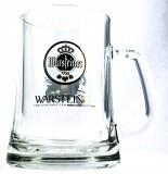 Warsteiner Bier Brauerei, Sammelkrug, Seidel, Bierglas, 0,3 l, Gitarre