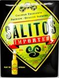 Salitos Bier Blechschild / Werbeschild, 3D gewöllbt