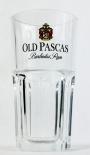 Old Pascas Rum, Cocktailglas, Longdrinkglas, Stapelglas
