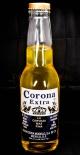 Corona Extra Bier, Riesen Dekoflasche, Vollglas