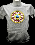 Newcastle Brown Ale Bier, Damen T-Shirt, grau, Gr. M