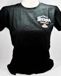 Sierra Tequila Damen T-Shirt, schwarz, Jalisco Mexico, Gr.M