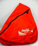 Coca Cola Umhängetasche, Schultertasche, diagonal, ca. 33 x 44 cm